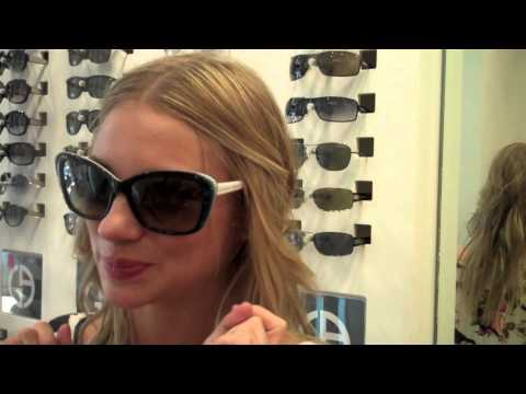 Allie Gonino 'The Lying Game' Star Shops For Sunglasses At Solstice & Summer Sunglass Trends