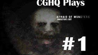 Afraid Of Monsters Pt. 1 | Walkthrough Gameplay w/CGHQ | 1080p HD PC
