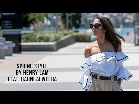 Henry Lam - Spring style - Darni Alweera - Newstead Queensland
