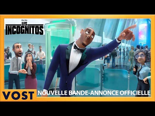 Les Incognitos | Bande-Annonce [Officielle] #2 VOST HD | 2019