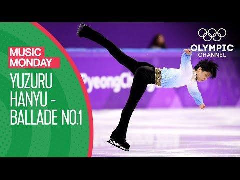 Yuzuru Hanyu performs to Chopin's Ballade No 1 | Music Monday