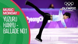 Yuzuru Hanyu performs to Chopin