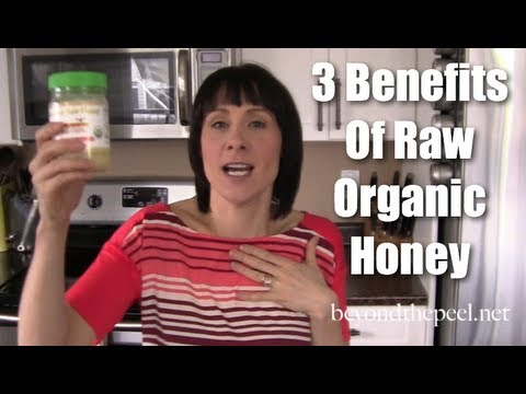 3 Benefits Of Raw Organic Honey