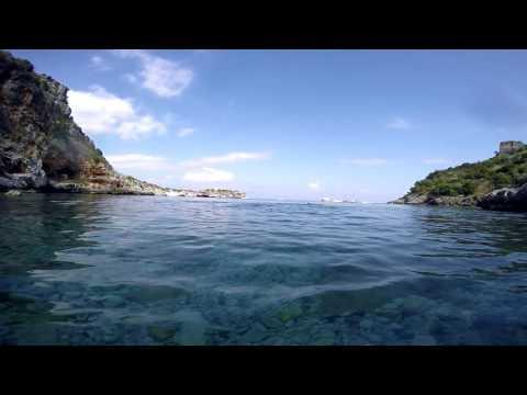 Baia degli Infreschi (Marina di Camerota, Cilento)