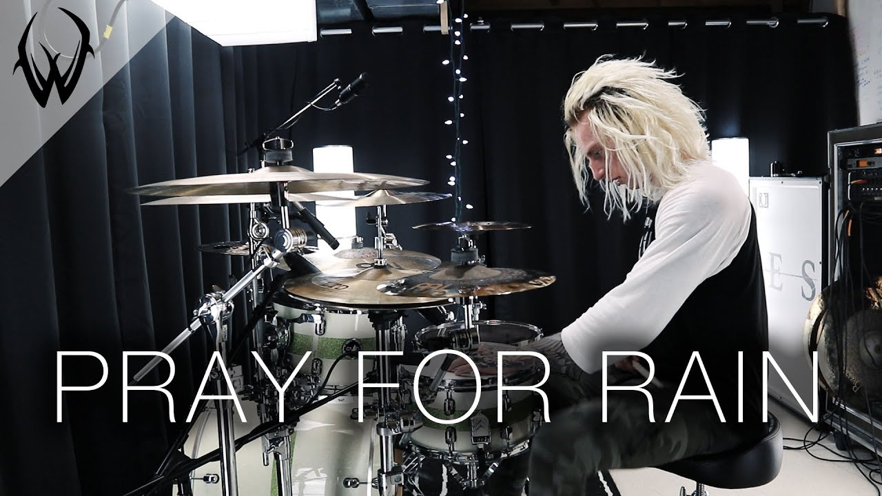 Download Wyatt Stav - Polaris - Pray For Rain (Drum Cover)