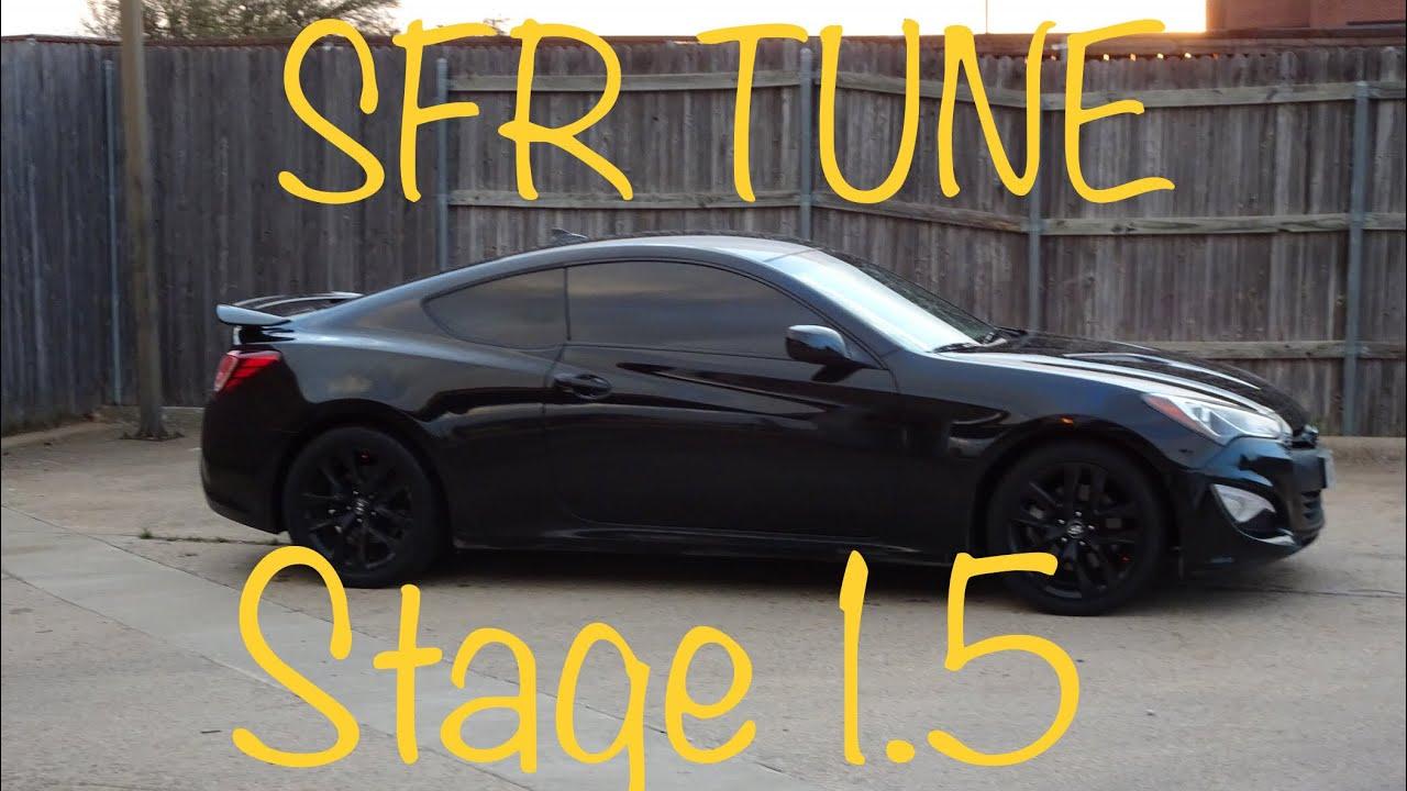 SFR STAGE 1 5 GENESIS TUNE(First impression)