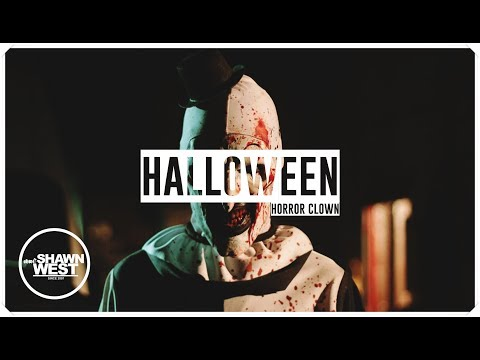 HALLOWEEN 2018 Horror Trap Clown Hip Hop Beat Rap Instrumental Free Beats by SHAWN WEST