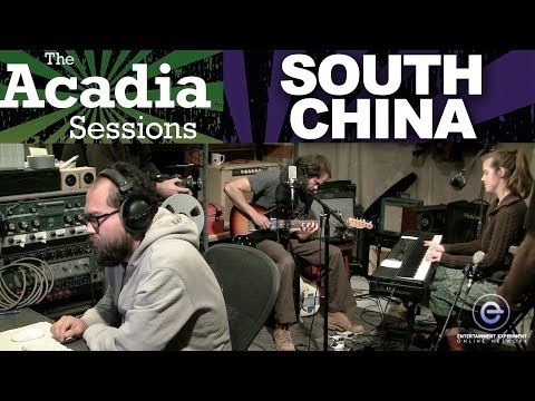 The Acadia Sessions - South China at Forest City Studios