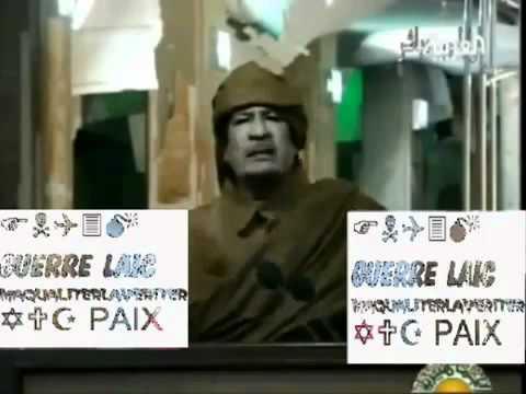 libya kadhfi kalb de polizibal