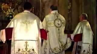 Prima Sancta Missa