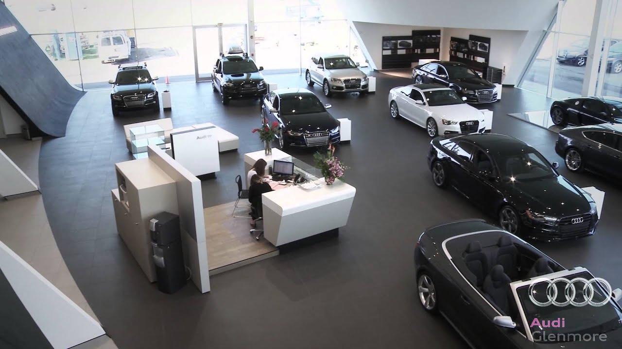 Glenmore Audi New Showroom Open FALL FOR AUDI SALES EVENT - Audi car showroom