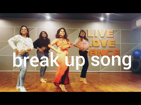 BREAK UP SONG #BEST EASY DANCE #RITU'S DANCE STUDIO SURAT