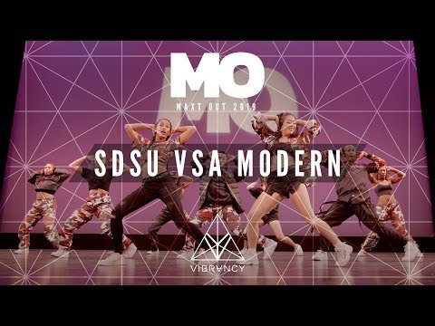 SDSU VSA Modern | Maxt Out 2019 [@VIBRVNCY Front Row 4K]
