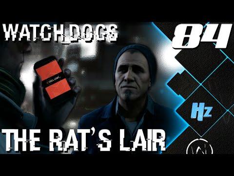 Watch Dogs Walkthrough Part 84 - THE RAT'S LAIR