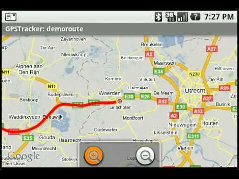 Gps tracker для android - фото 10