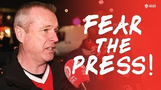 FEAR THE PRESS! Manchester United 4-1 Bournemouth
