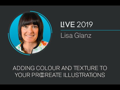 Adding Colour and Texture to Your Procreate Illustrations With Lisa Glanz