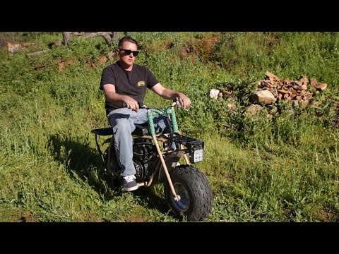 Thumbnail: Dave's Mini Bike - Dirt Every Day Extra