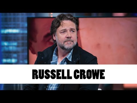 10 Things You Didn't Know About Russell Crowe   Star Fun Facts