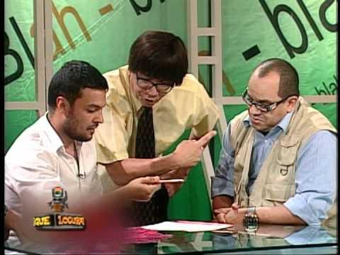Qué Locura - Aló Hermano Silvio con Julián Román 20/05/2012 thumbnail