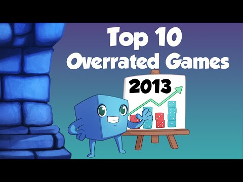 Top 10 Overrated Games