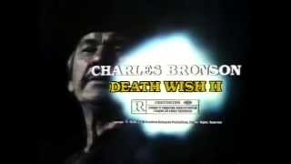 Death Wish II 1982 TV trailer