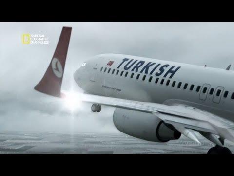 Air crash // Trois pilotes dans le cockpit // Turkish Airlines 1951