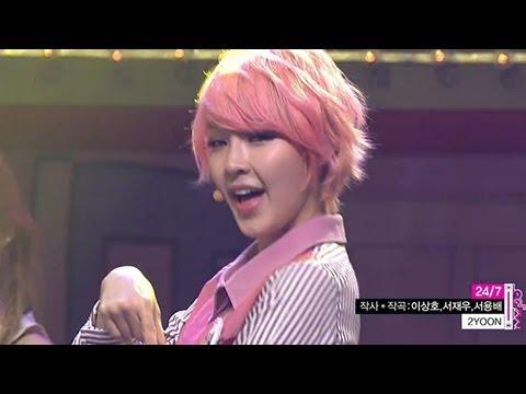2YOON - 24/7, 투윤 - 24/7, Music Core 20130119