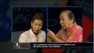 Opposing Views Episode 13 - Should Abortion Be Legally Recognized in the Philippines?