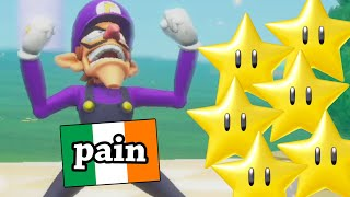 Another case of Irish Mario Party Violence