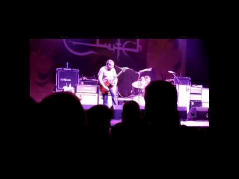 CLUTCH - Paramount Theatre, Huntington 4/15/12 - 50,000 Unstoppable Watts .... Struck Down