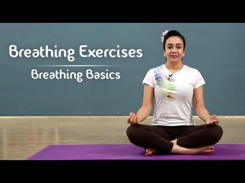 Ujjayi Pranayama | Breathing Basics | Yoga With AJ | Calm Mind & Body | Simple Breathing Techniques