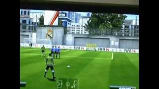 FIFA 14 | Coment Tirer les coup-franc de 20 a 40 Mètre