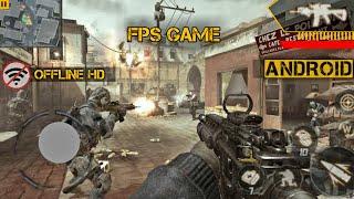GAME FPS OFFLINE GRAFIK HD DI ANDROID