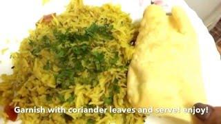 Masala Khichdi Lentil Rice