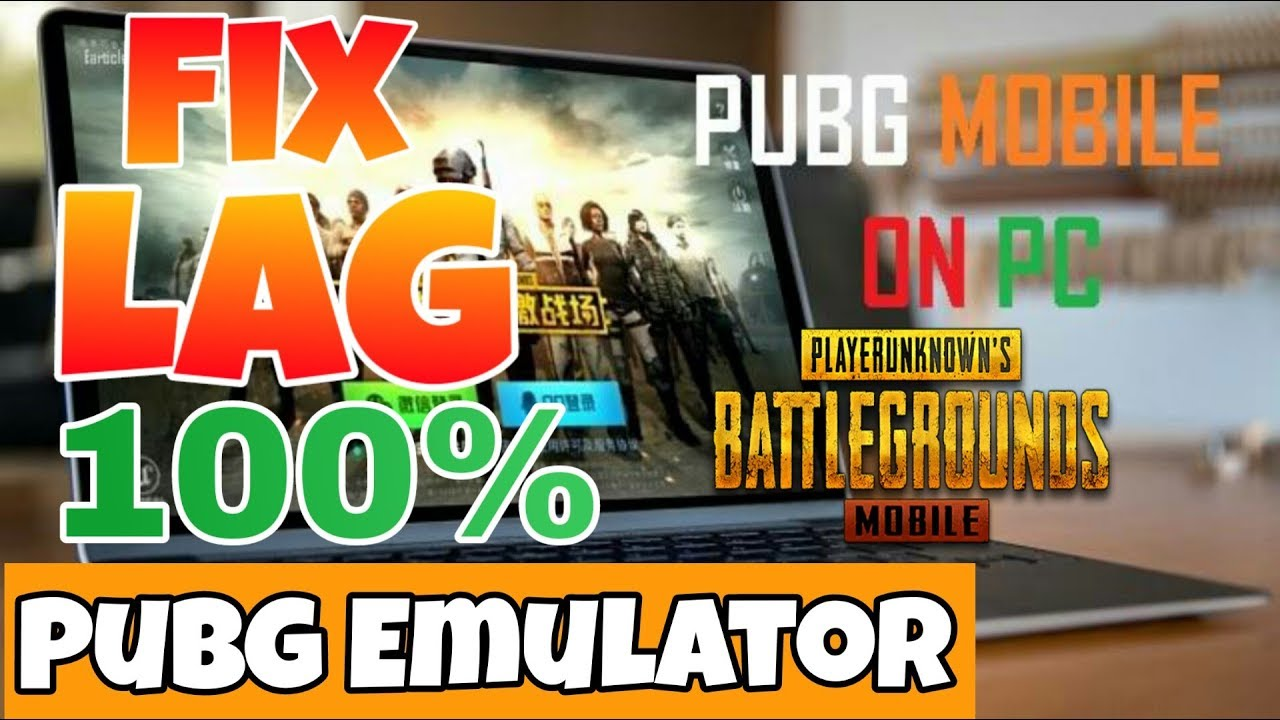 how to fix lag in pubg mobile pc emulator | boost