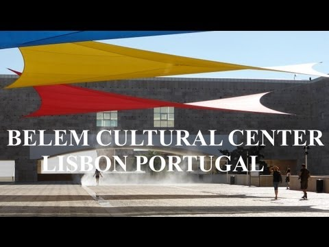 Belém Cultural Center Lisbon Portugal