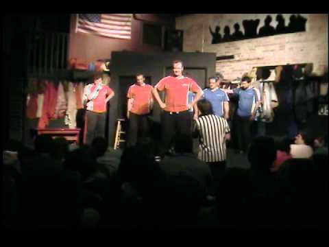 Comedy Sportz Utah, Last Action Joke 8.14