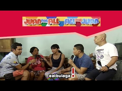 Juan For All, All For Juan Sugod Bahay | February 27, 2018
