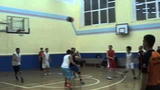 Турнир basketmsk.ru 2014 игра Хорошей команды 1 день