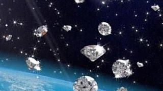 'Diamond rain' may fall on Saturn and Jupiter