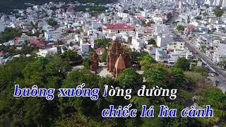 KARAOKE | Cô Bé Mùa Đông (Remix) - St. Toàn Thắng | Beat Chuẩn