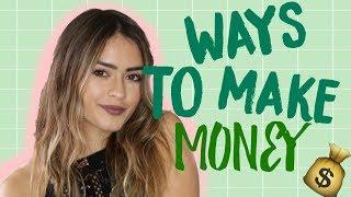 FUN WAYS TO MAKE MONEY THIS SUMMER | Natalie Barbu