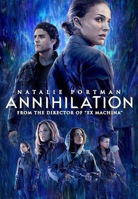 Horror Movies 2018: Annihilation