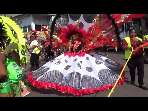 Notting Hill Carnival 28/08/2017 Monday