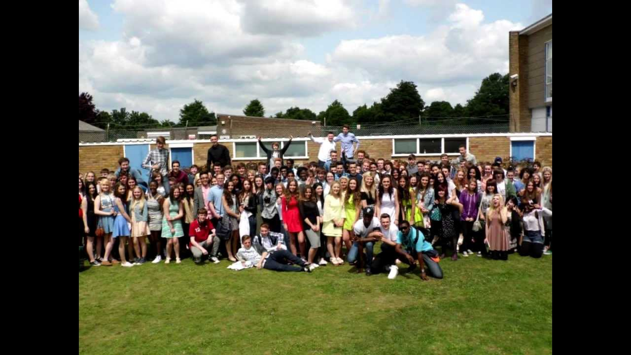 The Barclay School Leavers Bbq Youtube