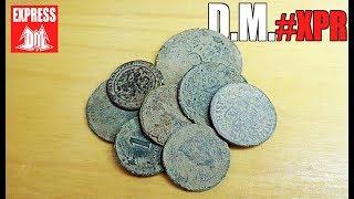 ¿Cómo LIMPIAR MONEDAS antiguas con MATERIALES CASEROS? - Detección Metálica XPR