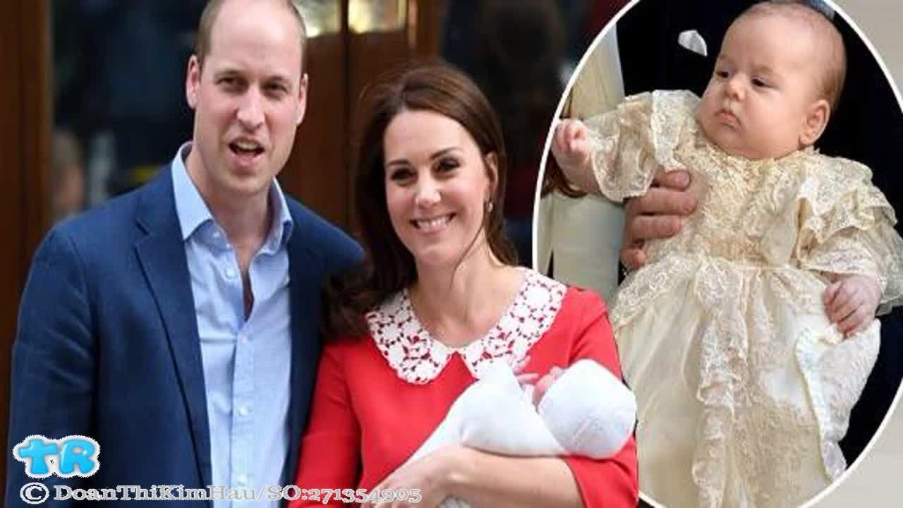 Prince Louis Set To Buck Traditional Christening Gown Gift Of Life