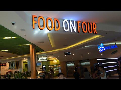 Food on four sm aura premier bonifacio global city taguig for Aura global cuisine