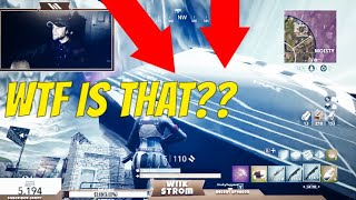 Weirdest Glitch in Fortnite!